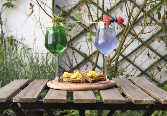 I cocktail del Giardino Blu