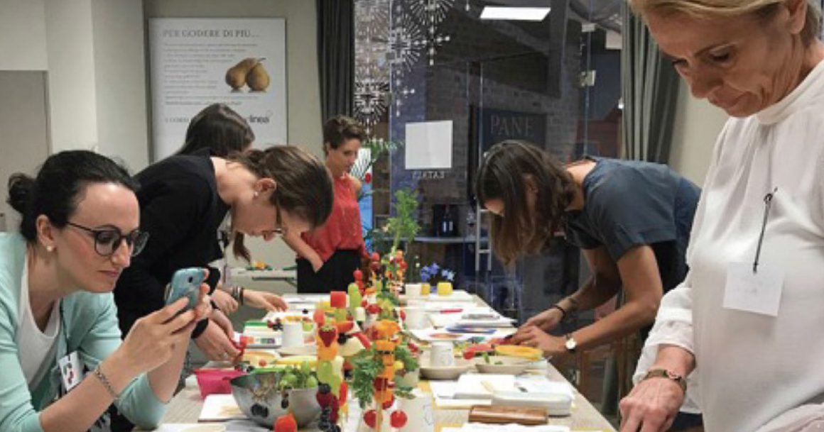 I nuovi divertenti team building del Giardino Blu a Milano